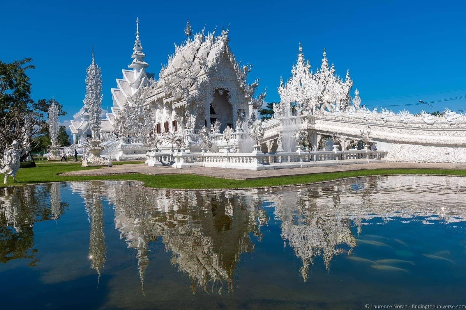 The White Temple Of Chiang Rai Finding The Universe