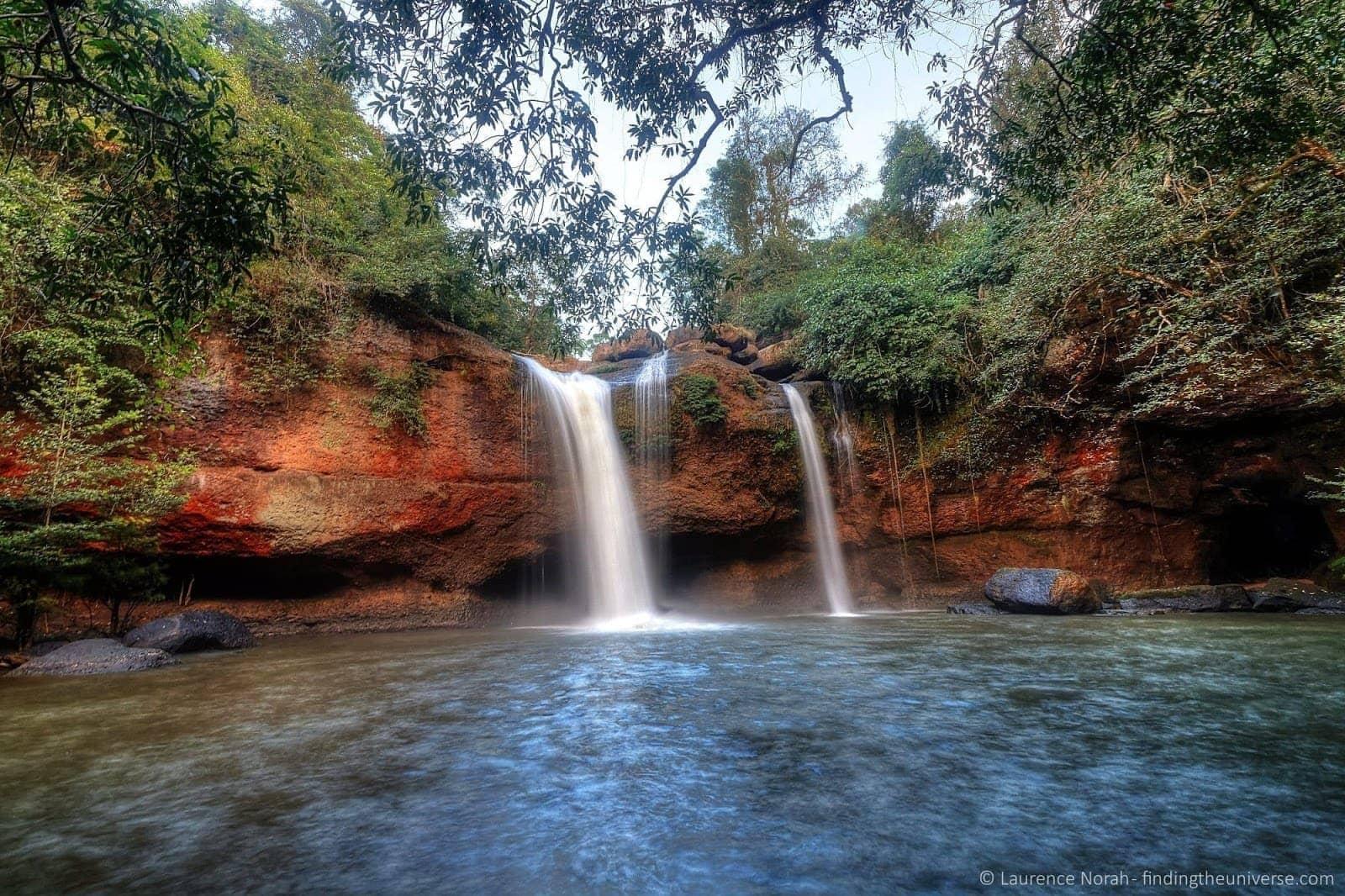 waterfall khao yai national park thailand scaled