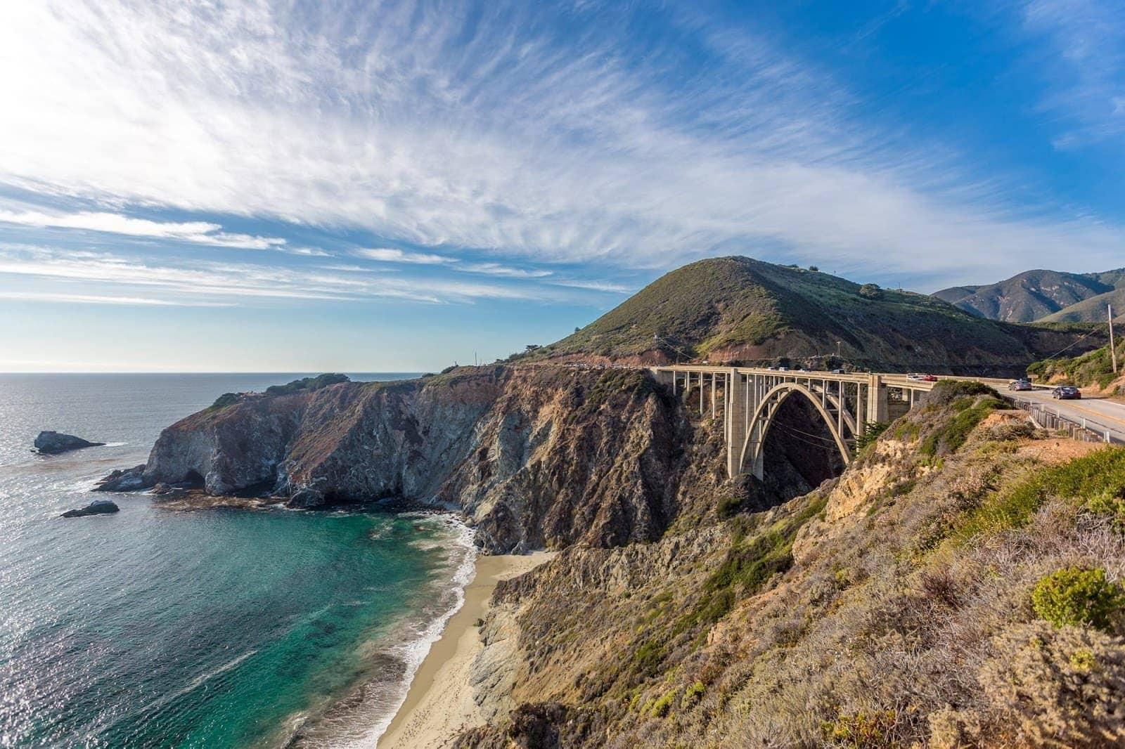 Pacific Coast Highway California