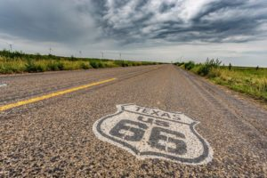 Highlights of Route 66 Texas – In Photos