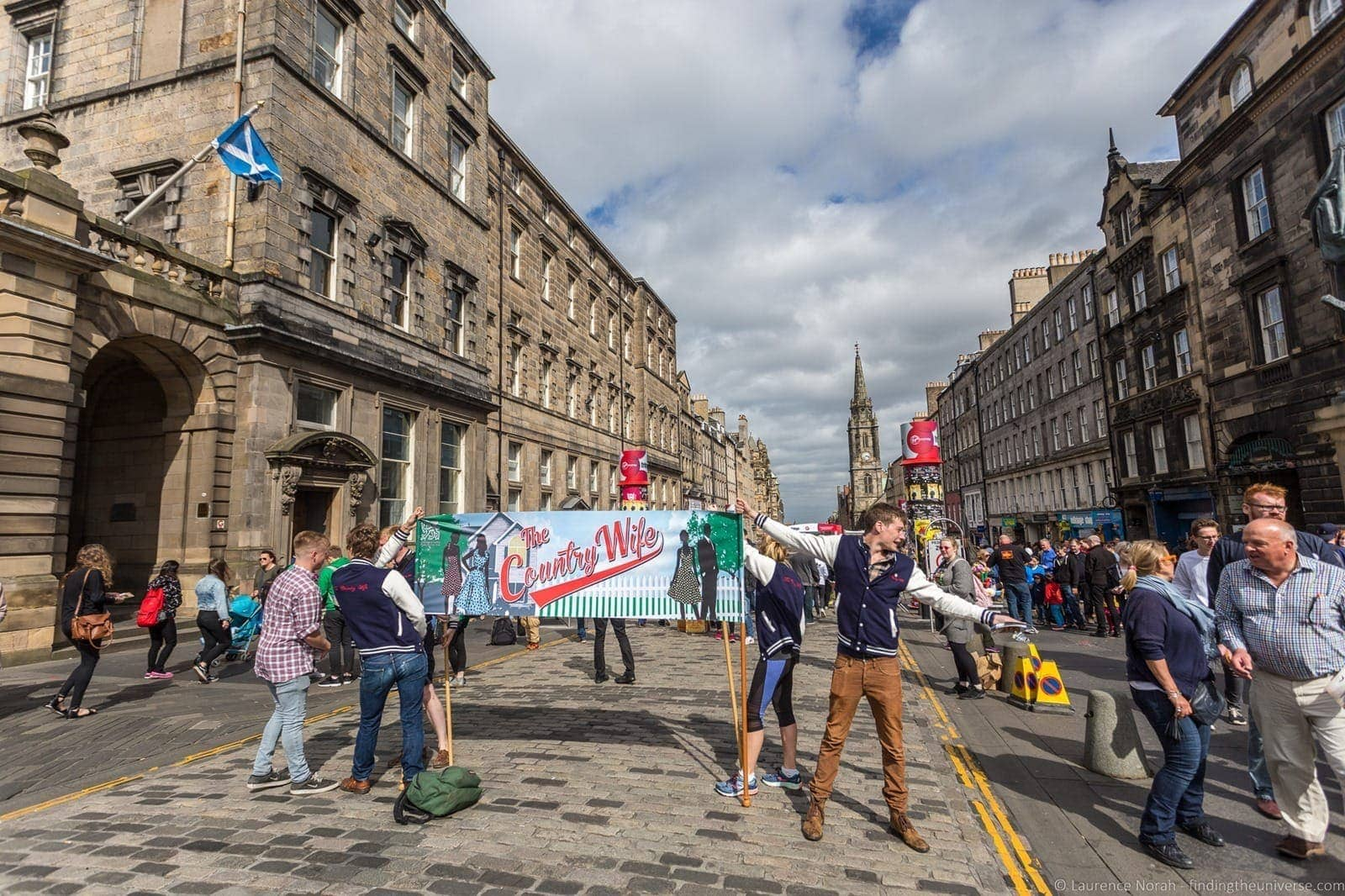Edinburgh Festival Events