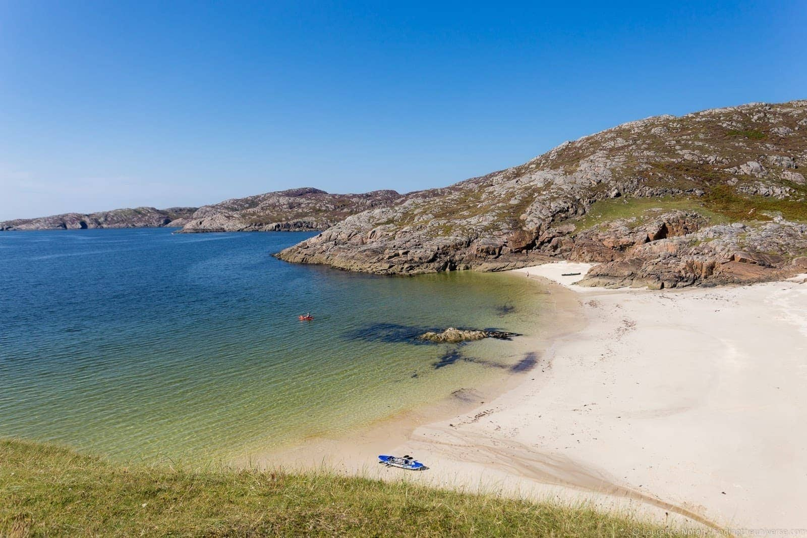 Achmelvich Bay Scotland