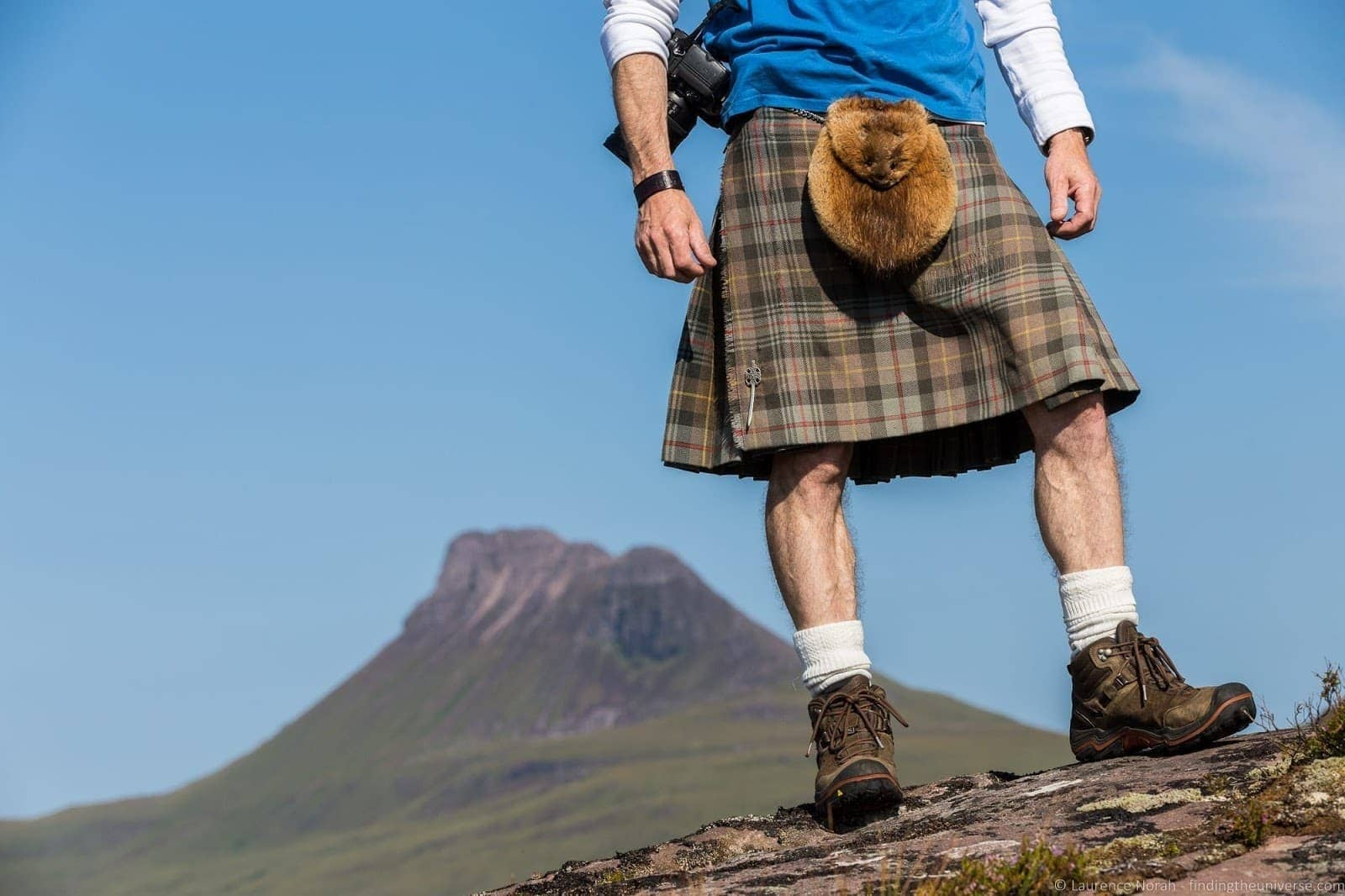 Kilt highlands