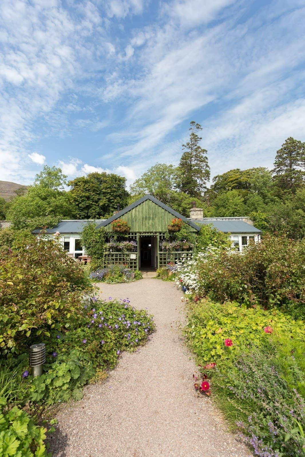 Potting Shed Cafe and Restaurant Applecross
