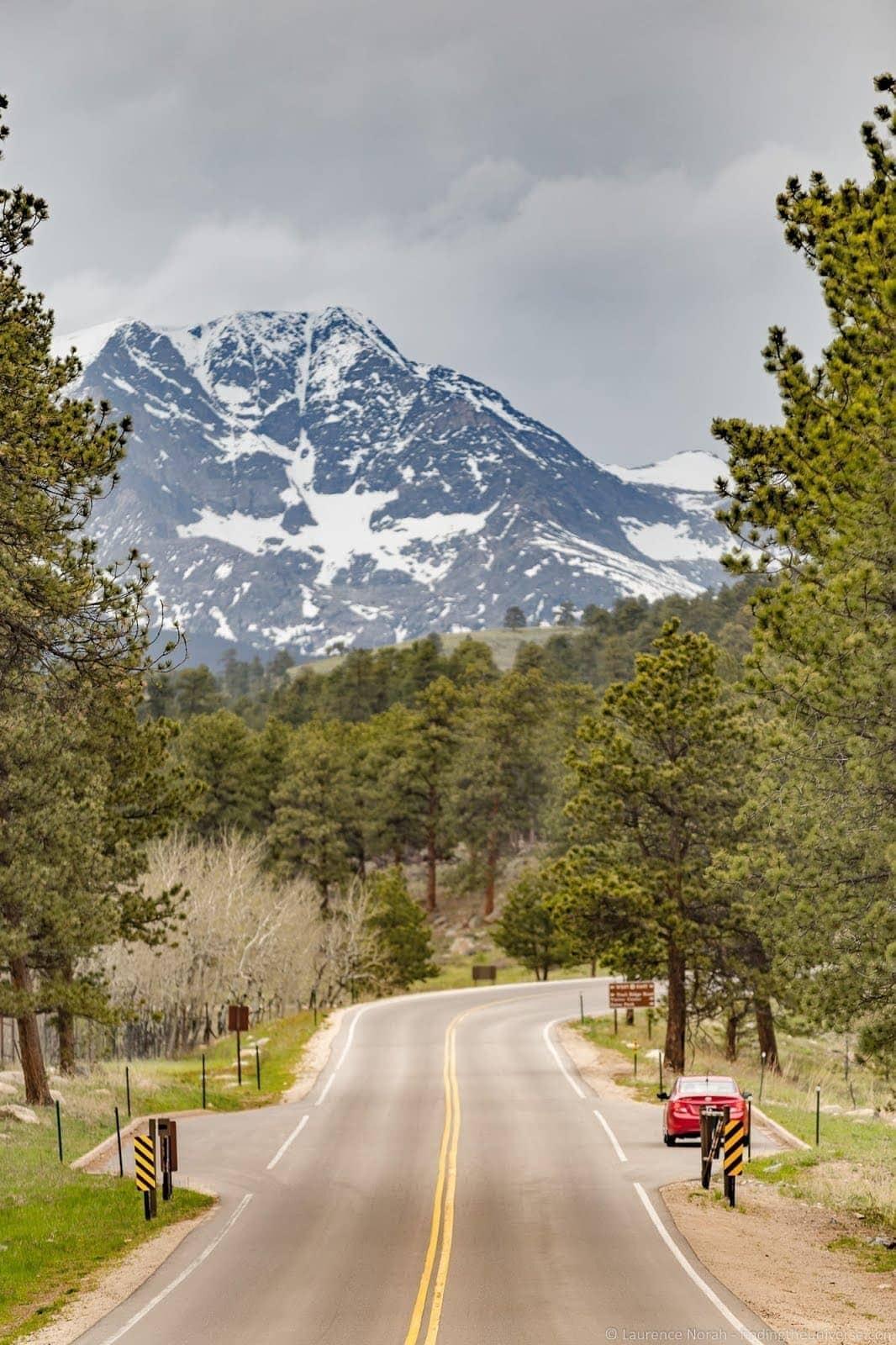Rocky Mountain National Park USA