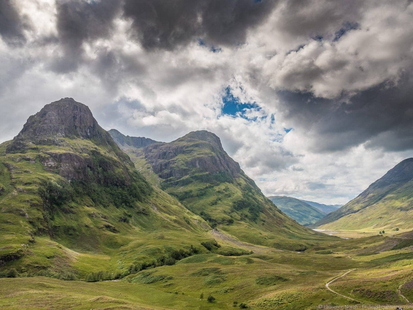 Two sisters Glencoe