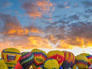 26 Photos From The Albuquerque International Balloon Fiesta