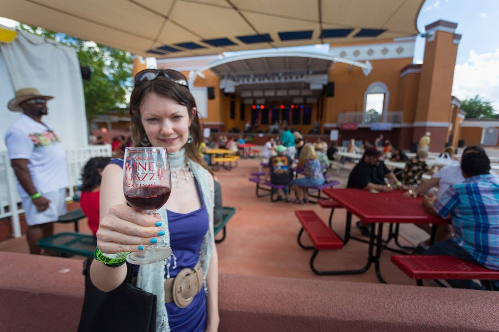 Albuquerque Wine and Jazz Festival_by_Laurence Norah