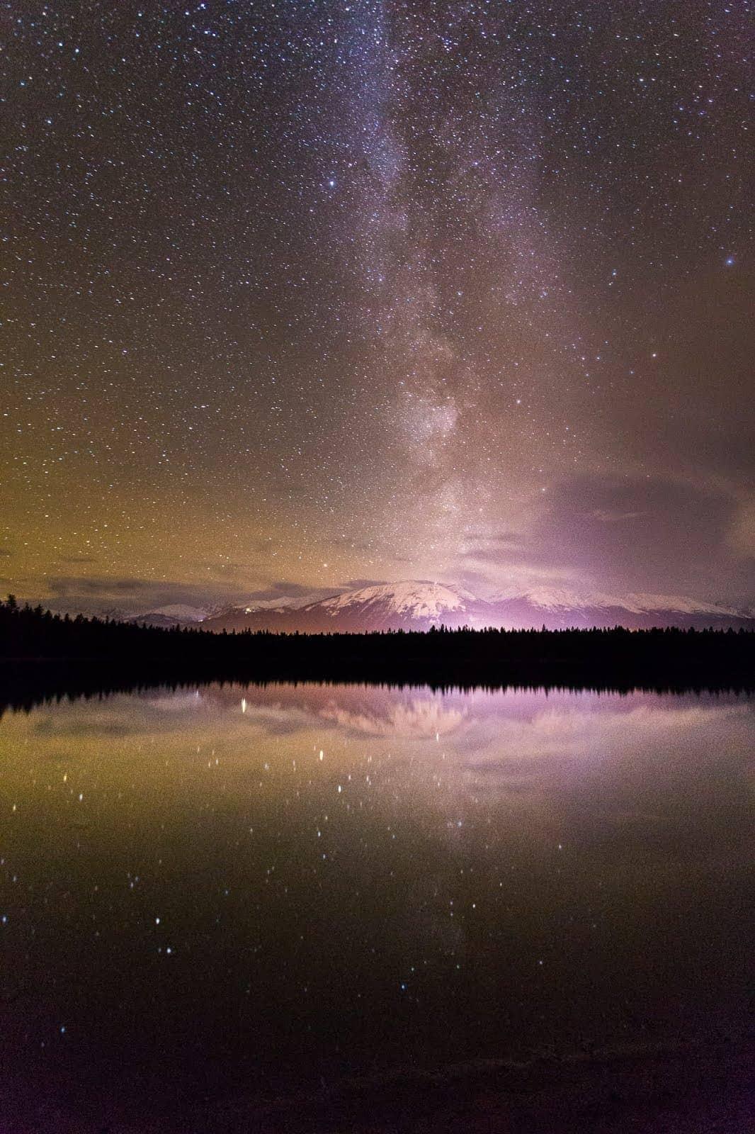 Dark Sky Festival Jasper Lake Annette by Laurence Norah-2