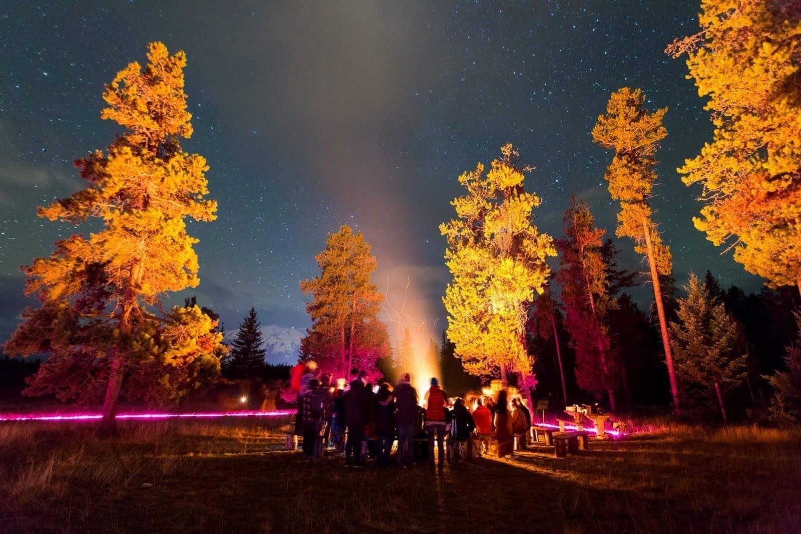 Dark Sky Festival Jasper Lake Annette by Laurence Norah-6