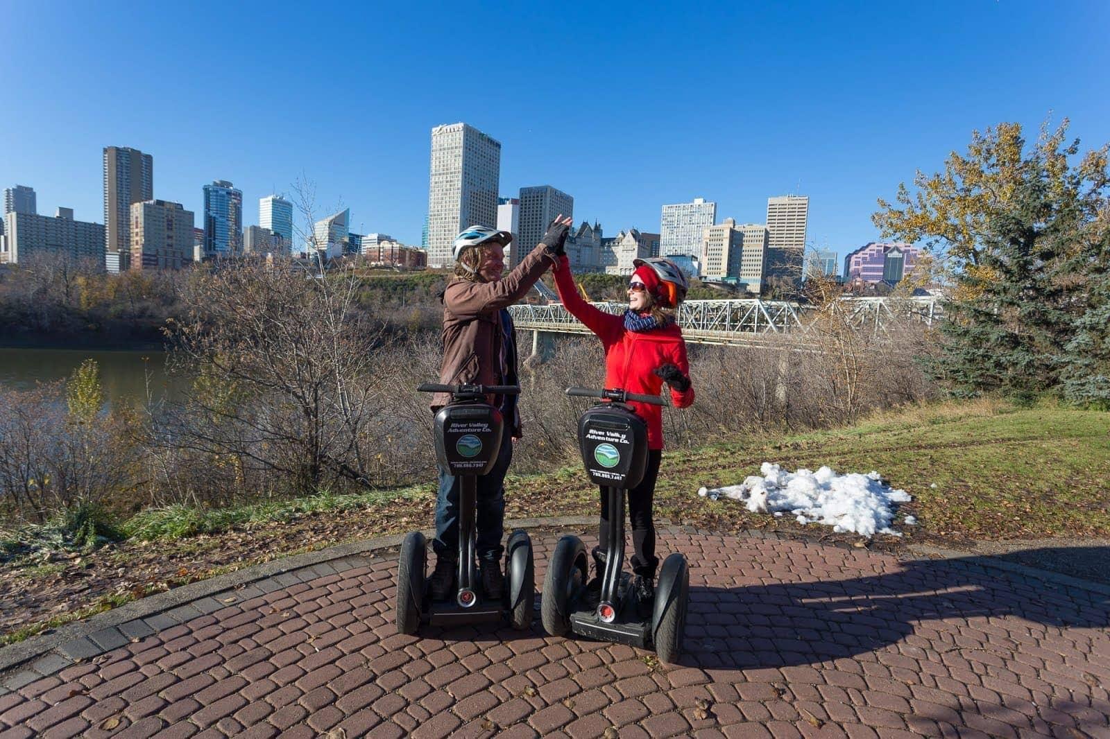 Edmonton Segway tours by Laurence Norah-6