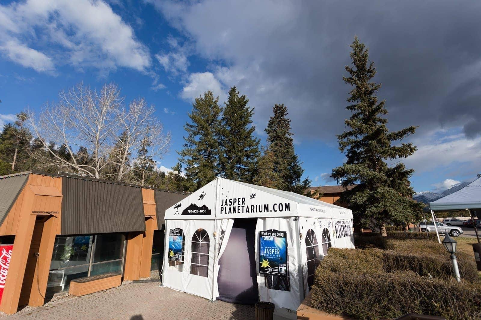 Jasper Dark Sky Festival Centennial Park events by Laurence Norah