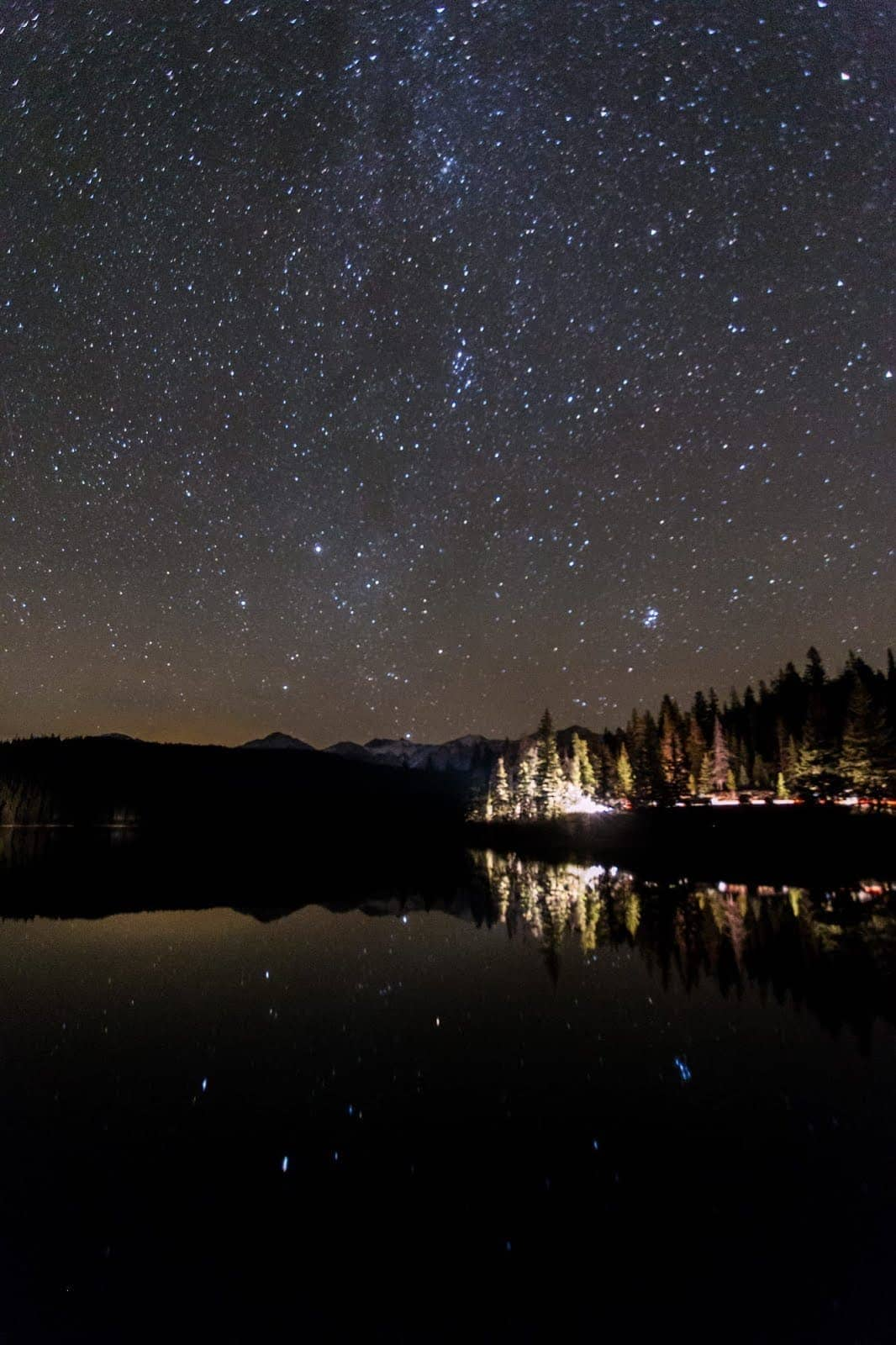 Jasper Dark Sky Festival Pyramid Lake by Laurence Norah-2