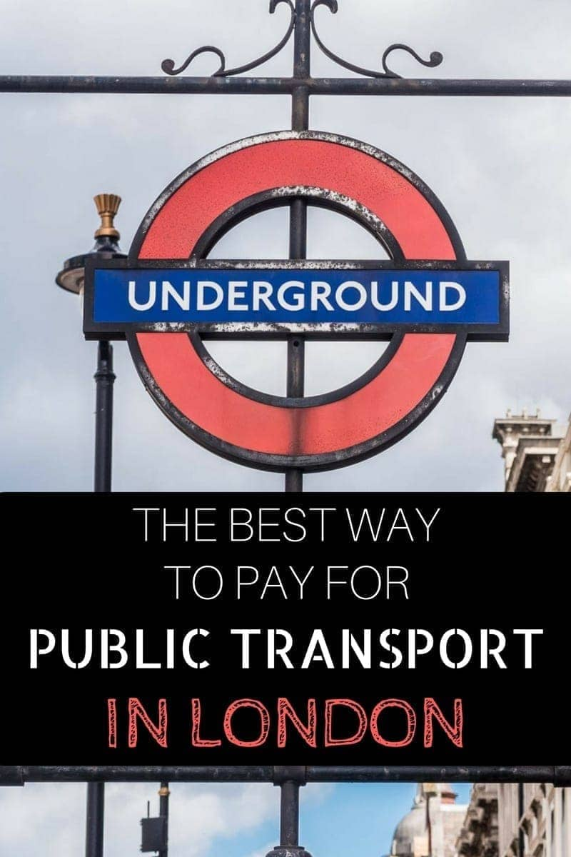 Travelling to London? Learn which is the best way to pay for public transport - Oyster or Contactless!Travelling to London? Learn which is the best way to pay for public transport - Oyster or Contactless!