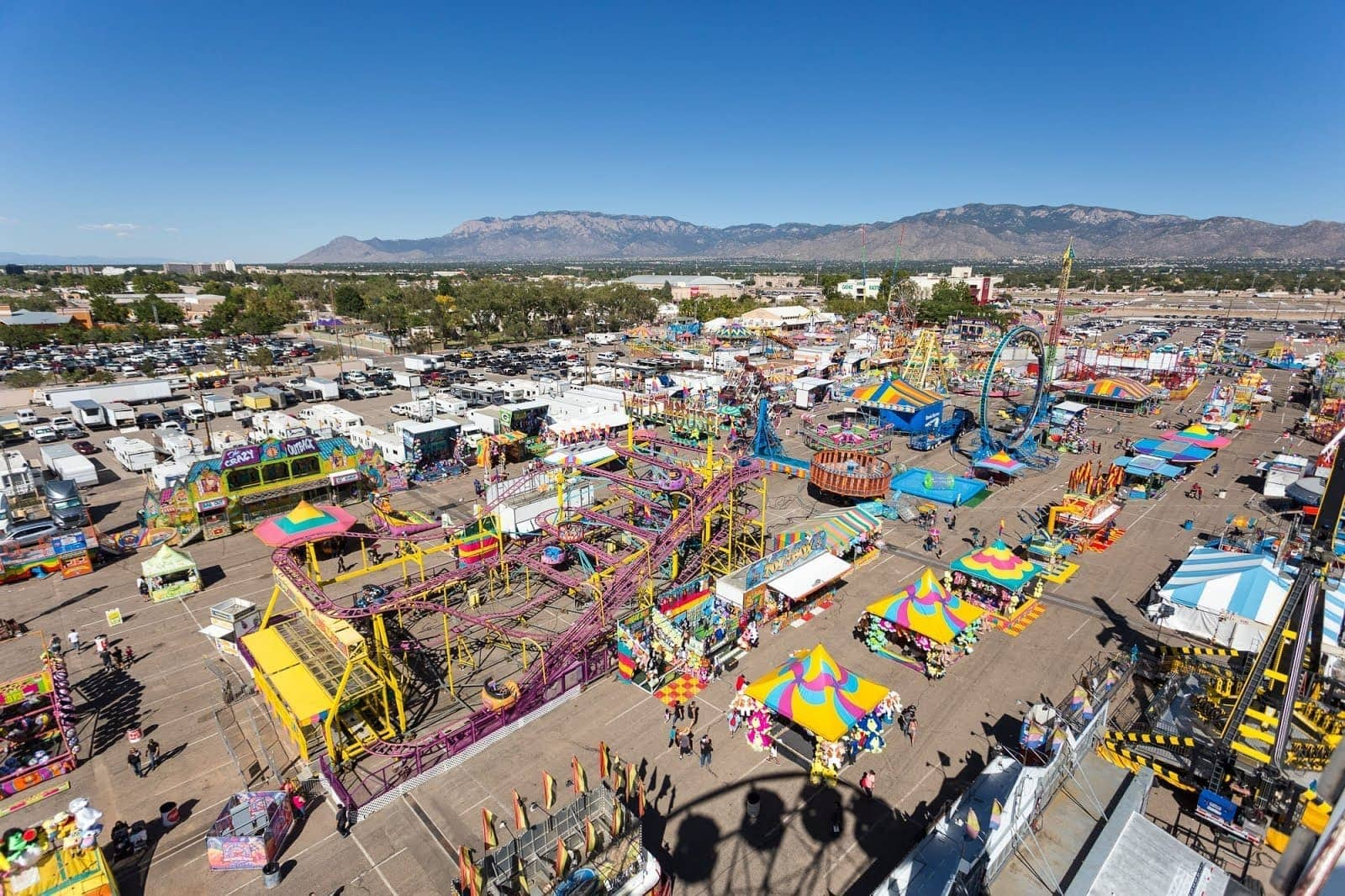 New Mexico State Fair Albuquerque_by_Laurence Norah