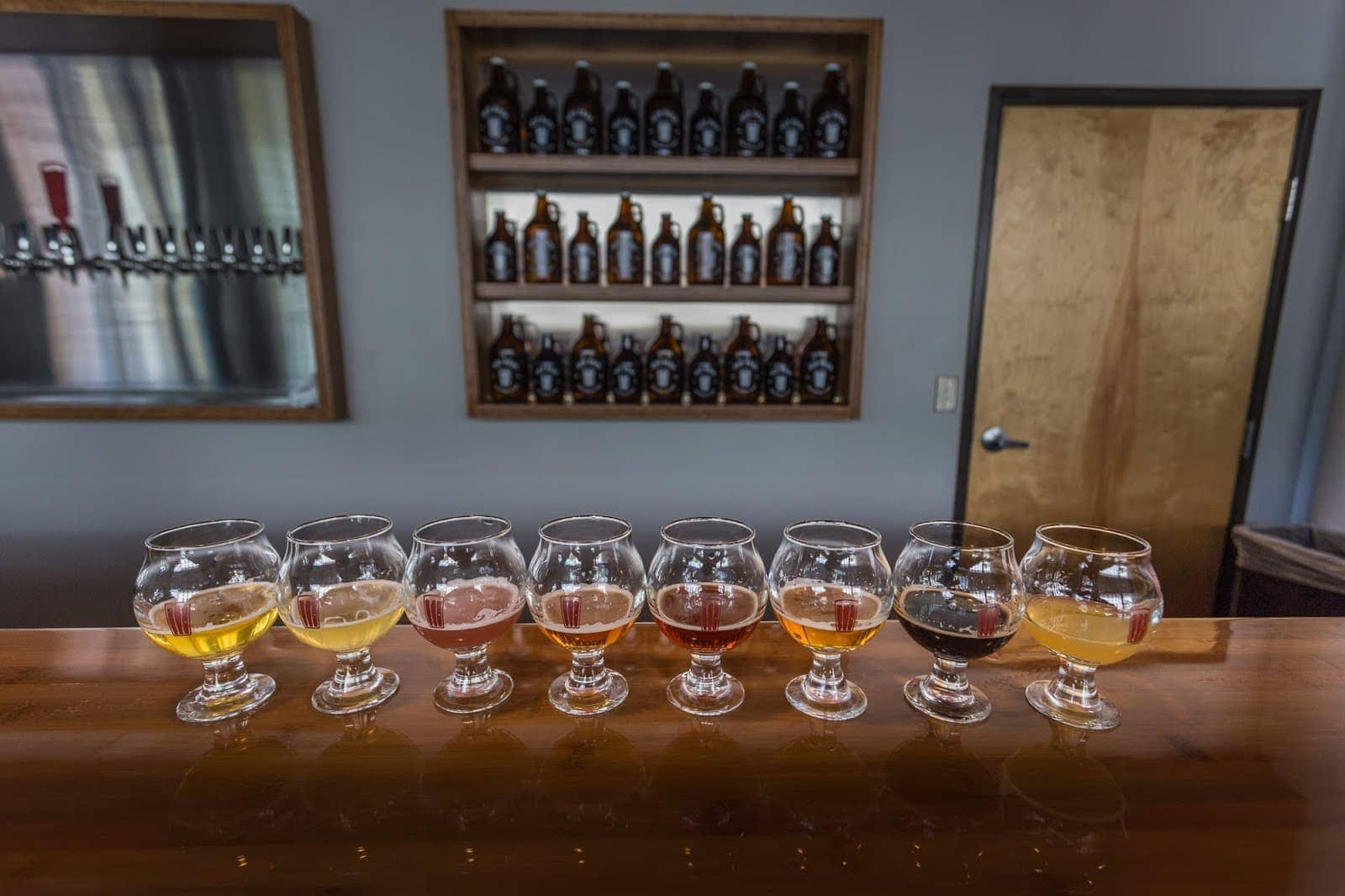 Red Door Brewing Company Albuquerque_by_Laurence Norah