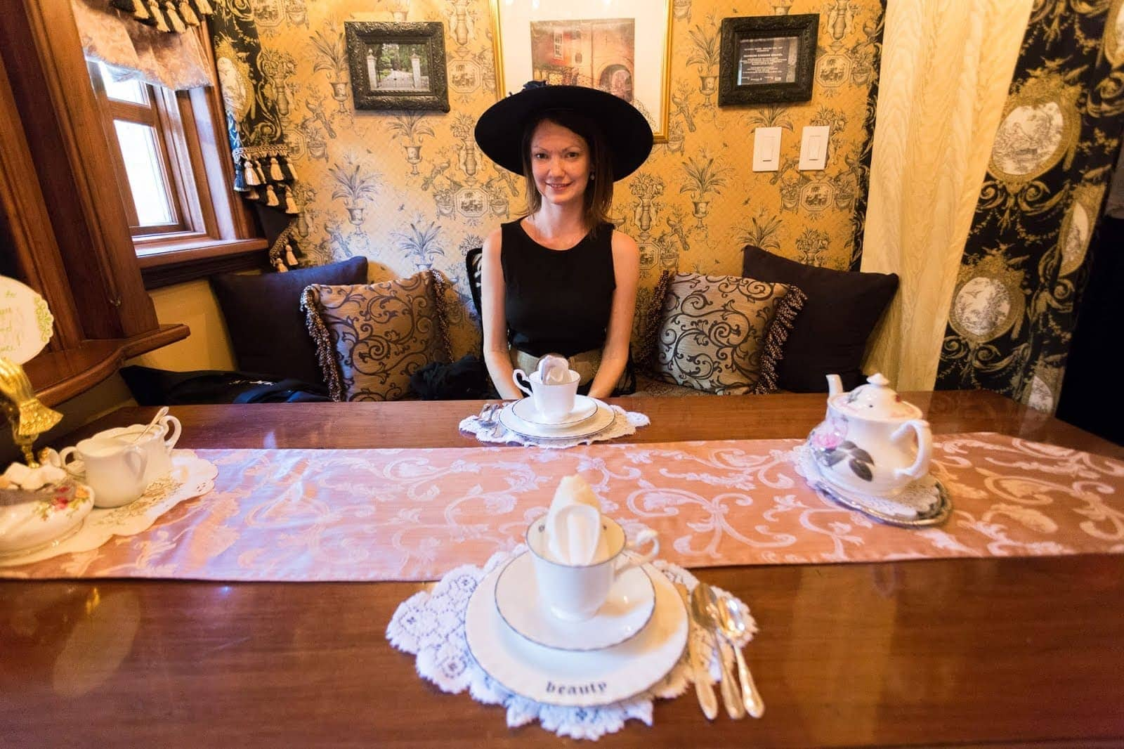 St James afternoon tea Albuquerque_by_Laurence Norah