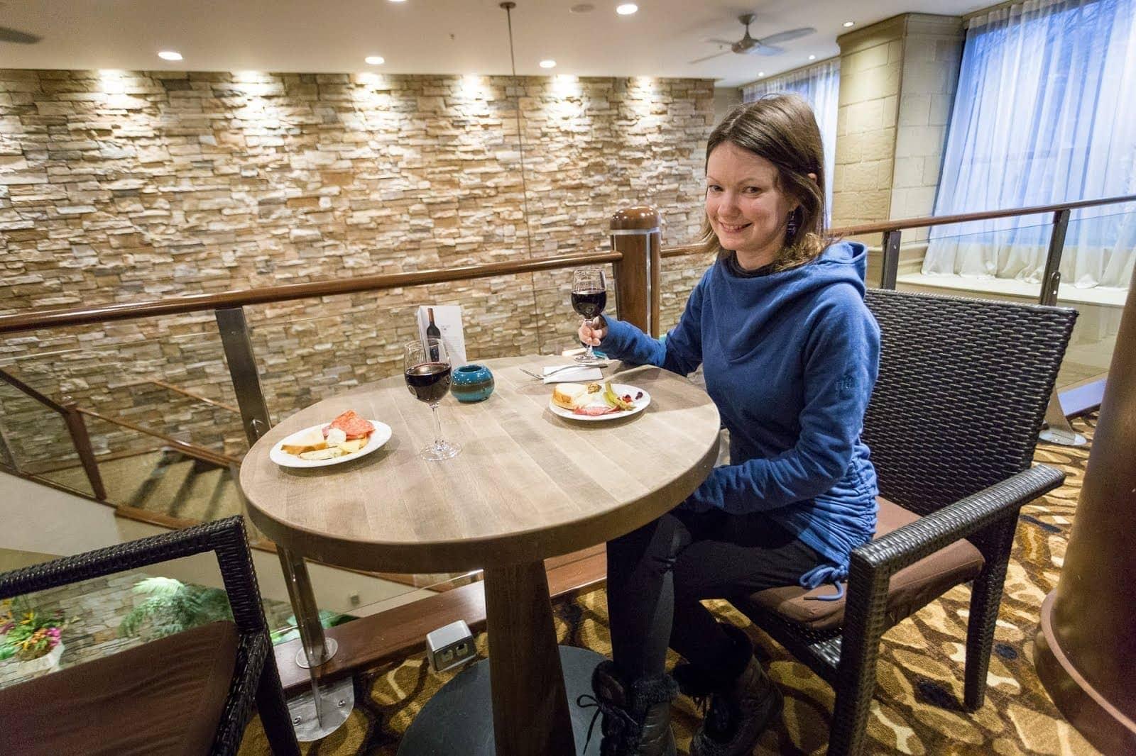 Wine Tasting Edmonton by Laurence Norah