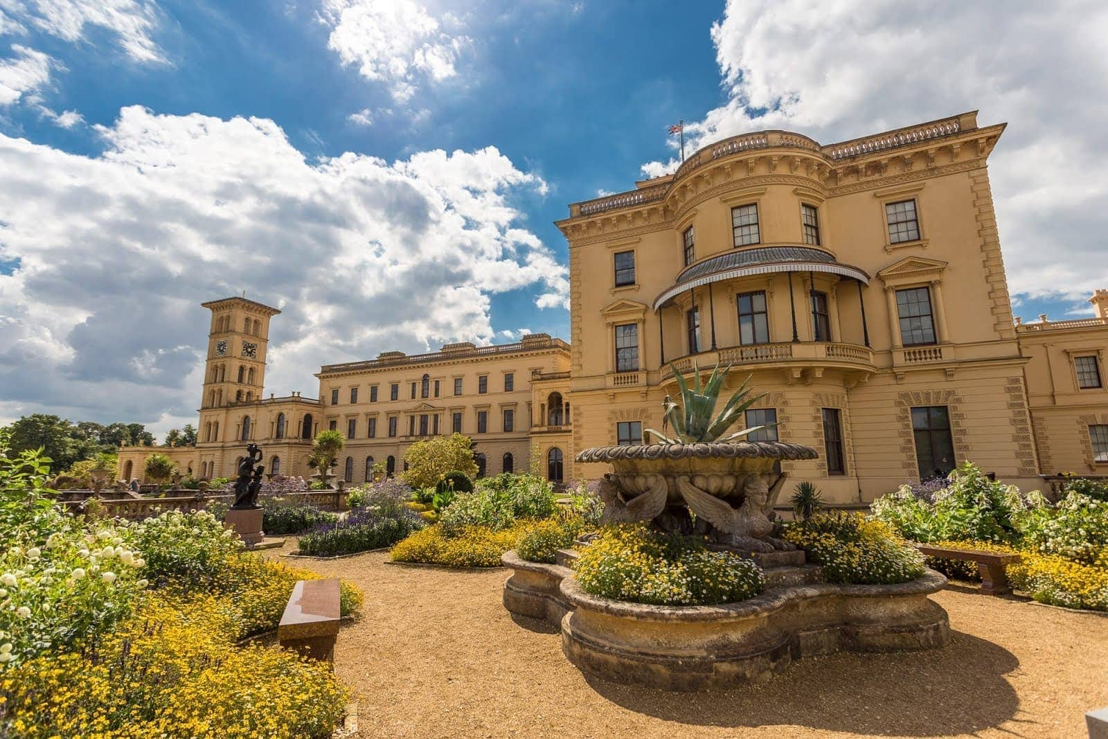 Osborne House by Laurence Norah-2