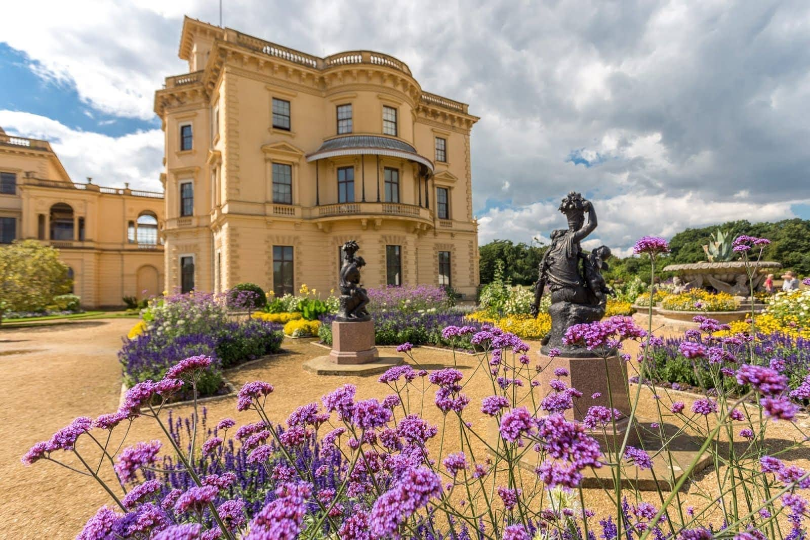 Stately Homes In England Osborne House