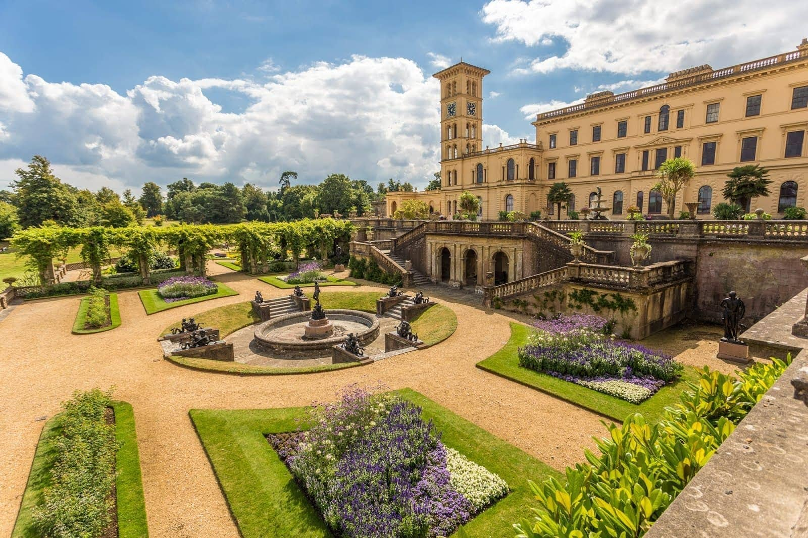 Osborne House by Laurence Norah-4