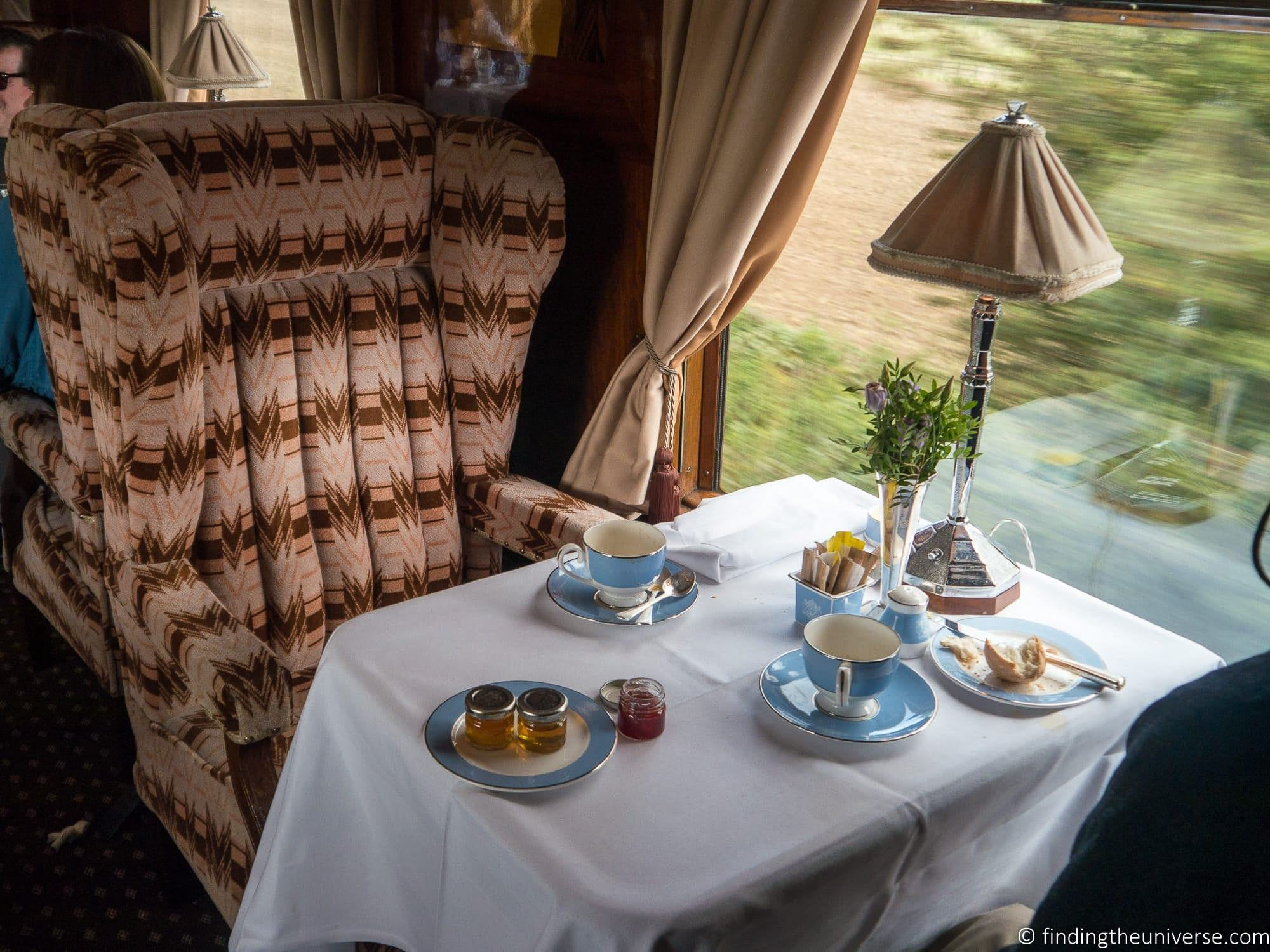 Audrey carriage British Pullman