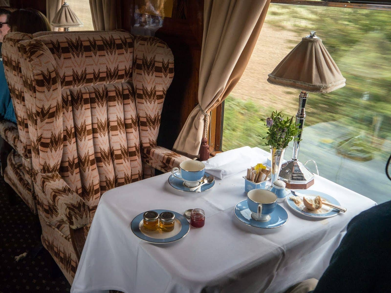 Audrey carriage British Pullman_by_Laurence Norah-2
