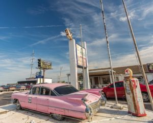 Highlights of Route 66 Oklahoma – In Photos