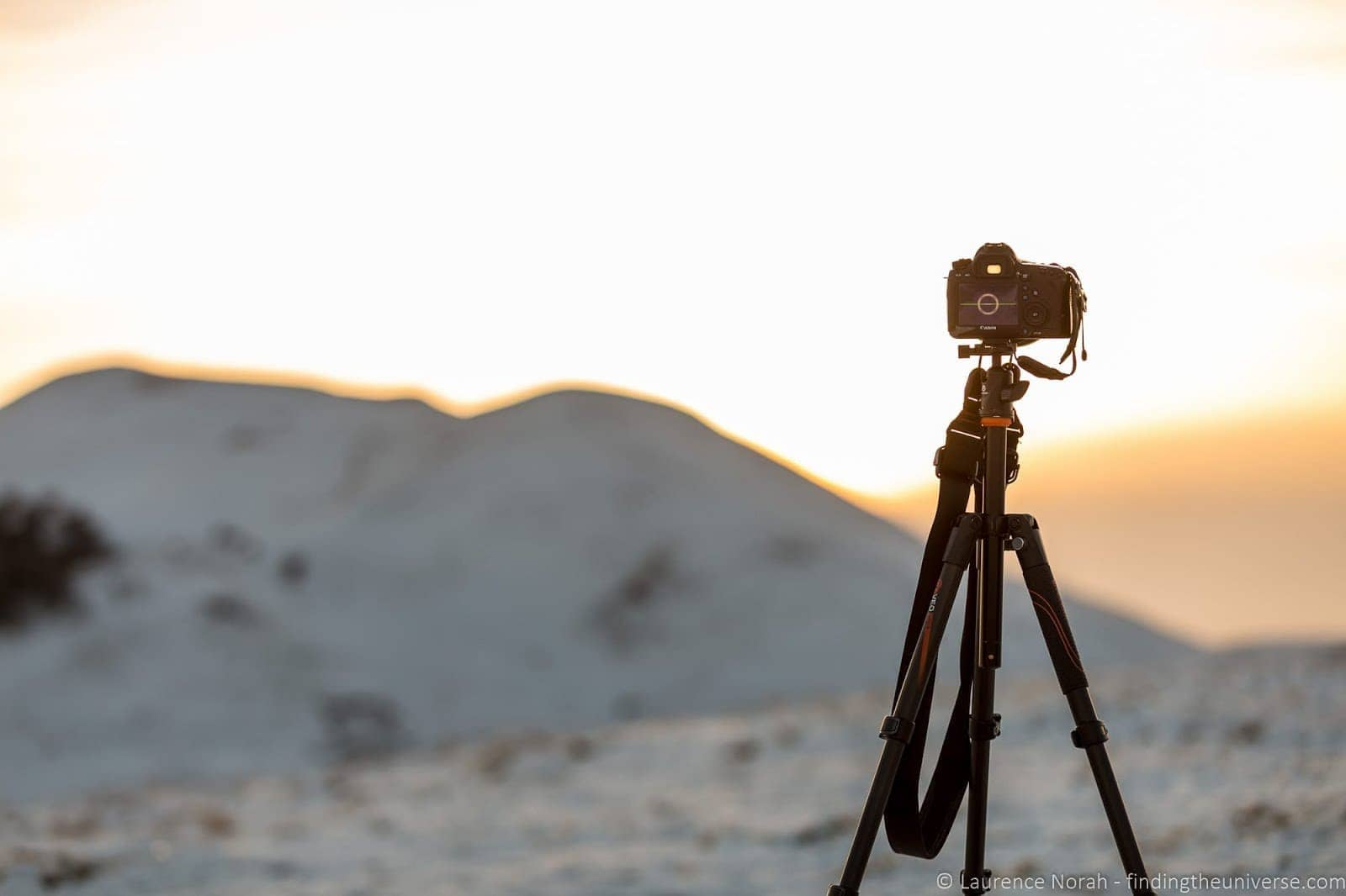 VEO tripod Snow Scotland_by_Laurence Norah