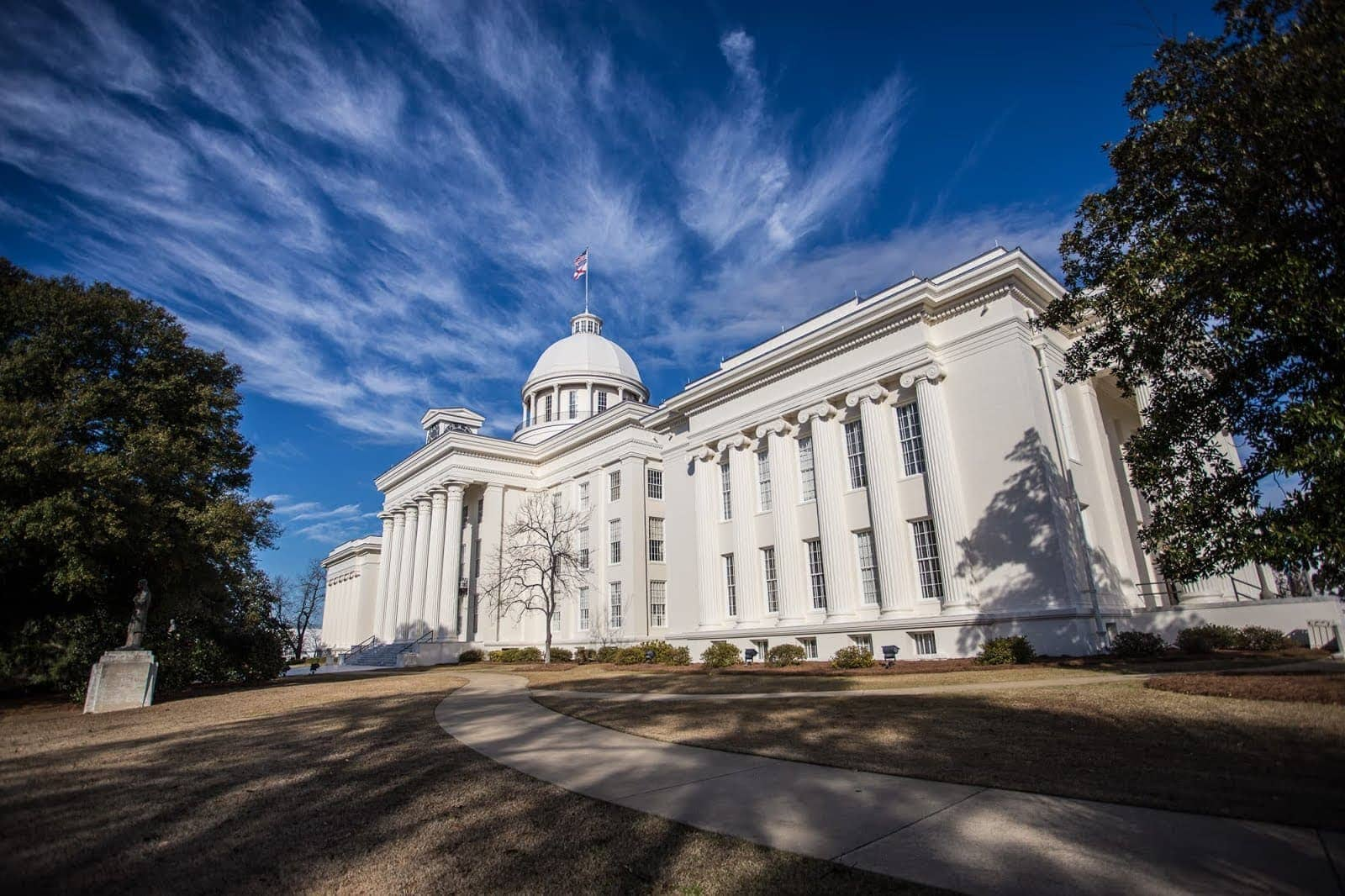 Alabama State Capitol by Laurence Norah-2