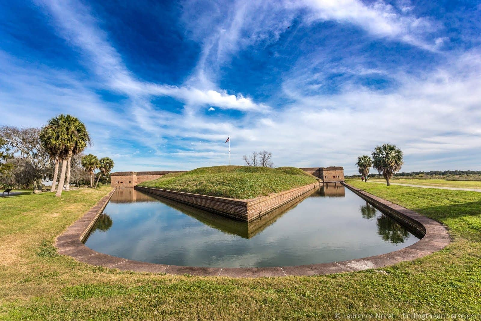 Fort Pulaski Savannah Georgia_by_Laurence Norah