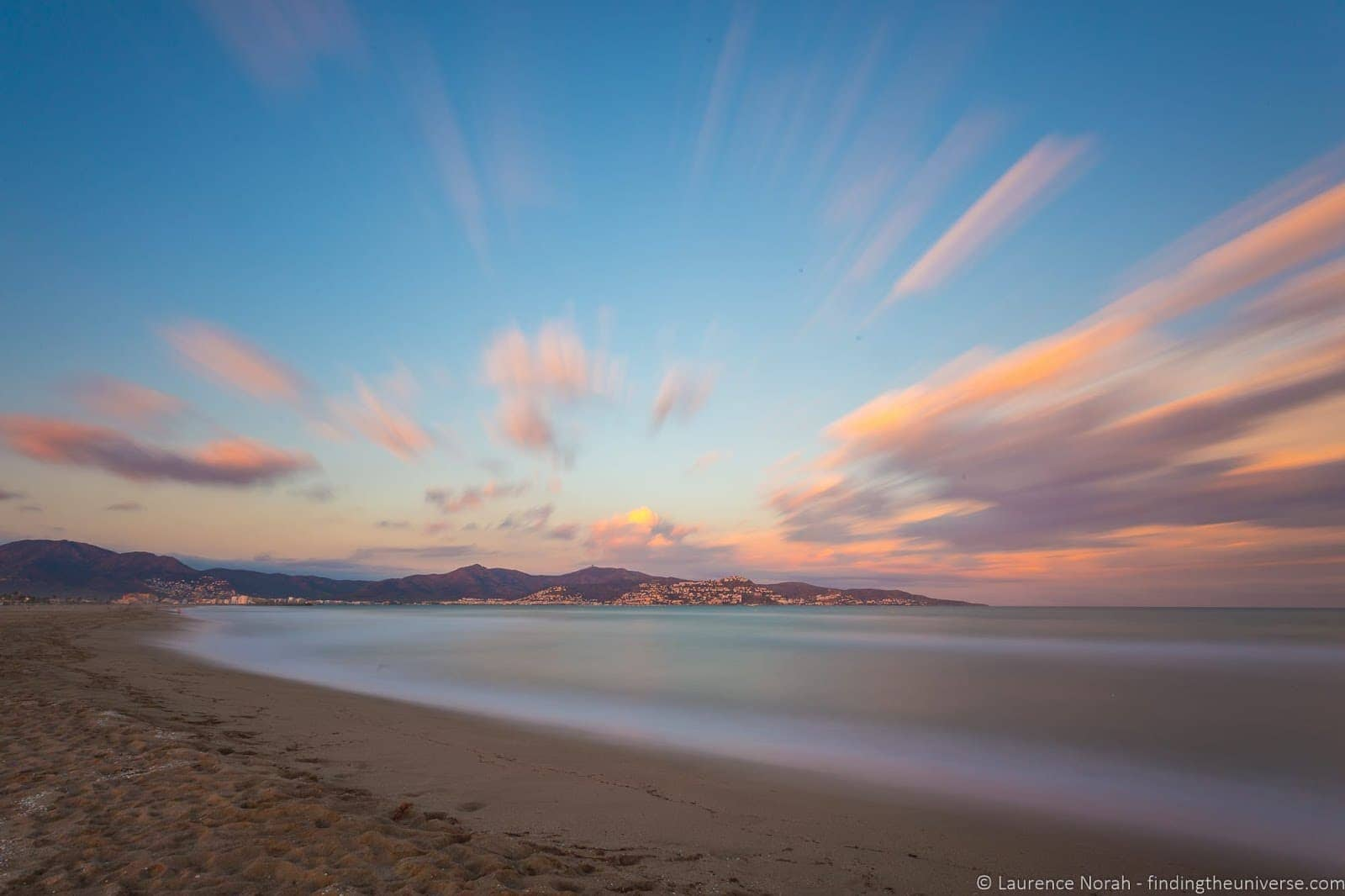 Sunset costa brava_by_Laurence Norah