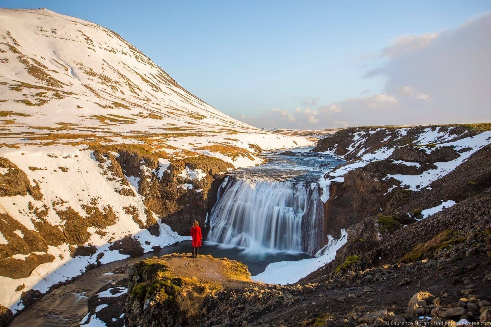 %25C3%259E%25C3%25B3rufoss Waterfall Iceland_by_Laurence Norah-6