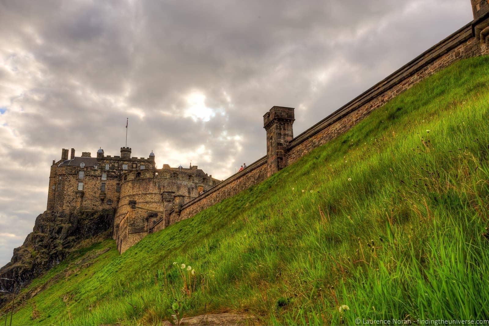 Edinburgh Castle VEO