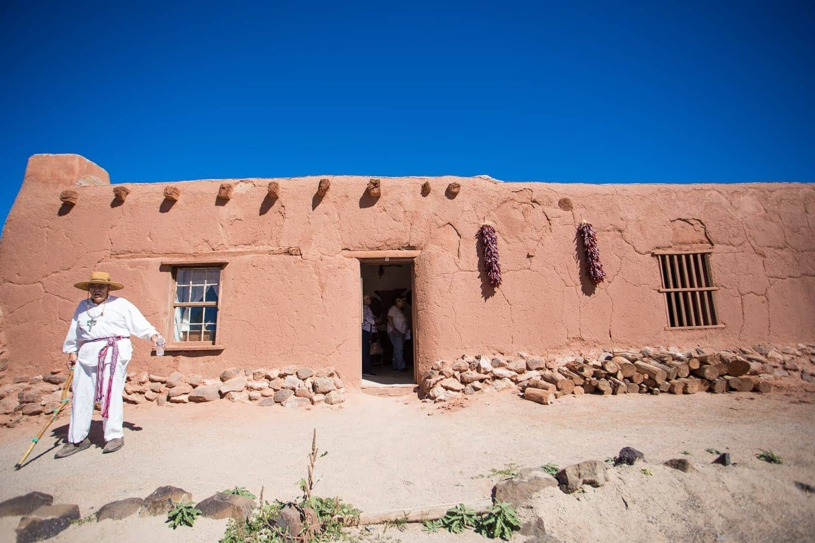 Things to do in Santa Fe New Mexico - El Rancho de las Golondrinas Santa Fe New Mexico by Laurence Norah-4