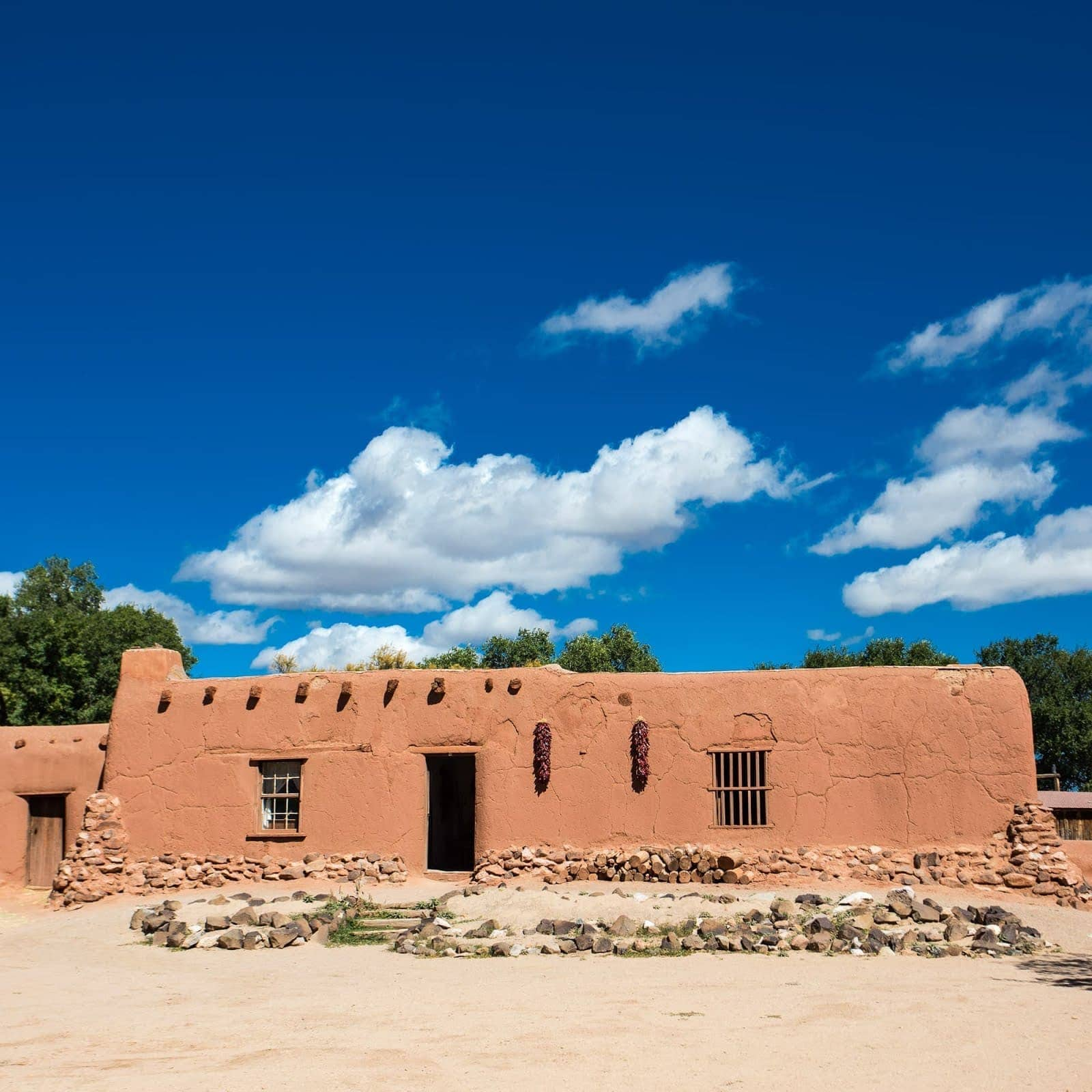 El Rancho de las Golondrinas Santa Fe New Mexico by Laurence Norah-6
