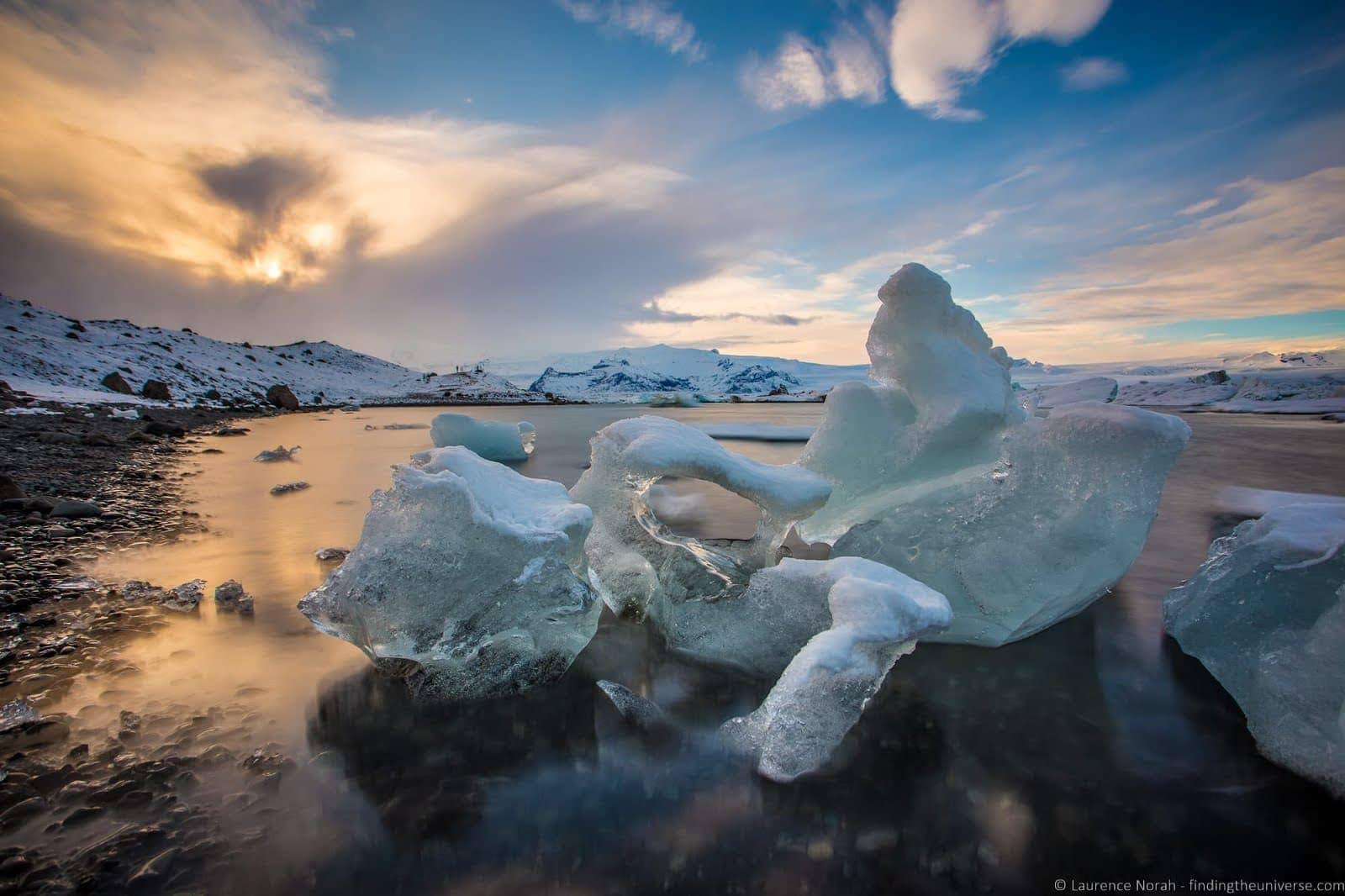 Jokulsarlon Glacier Lagoon Iceland_by_Laurence Norah-5