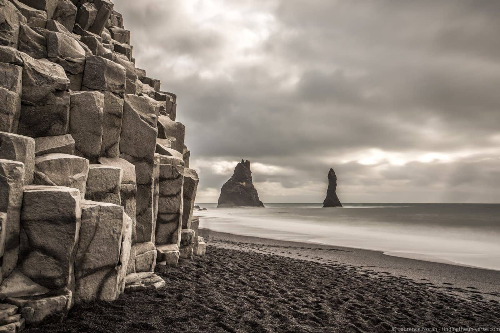 Reynisfjara Black Sand Beach_by_Laurence Norah-14