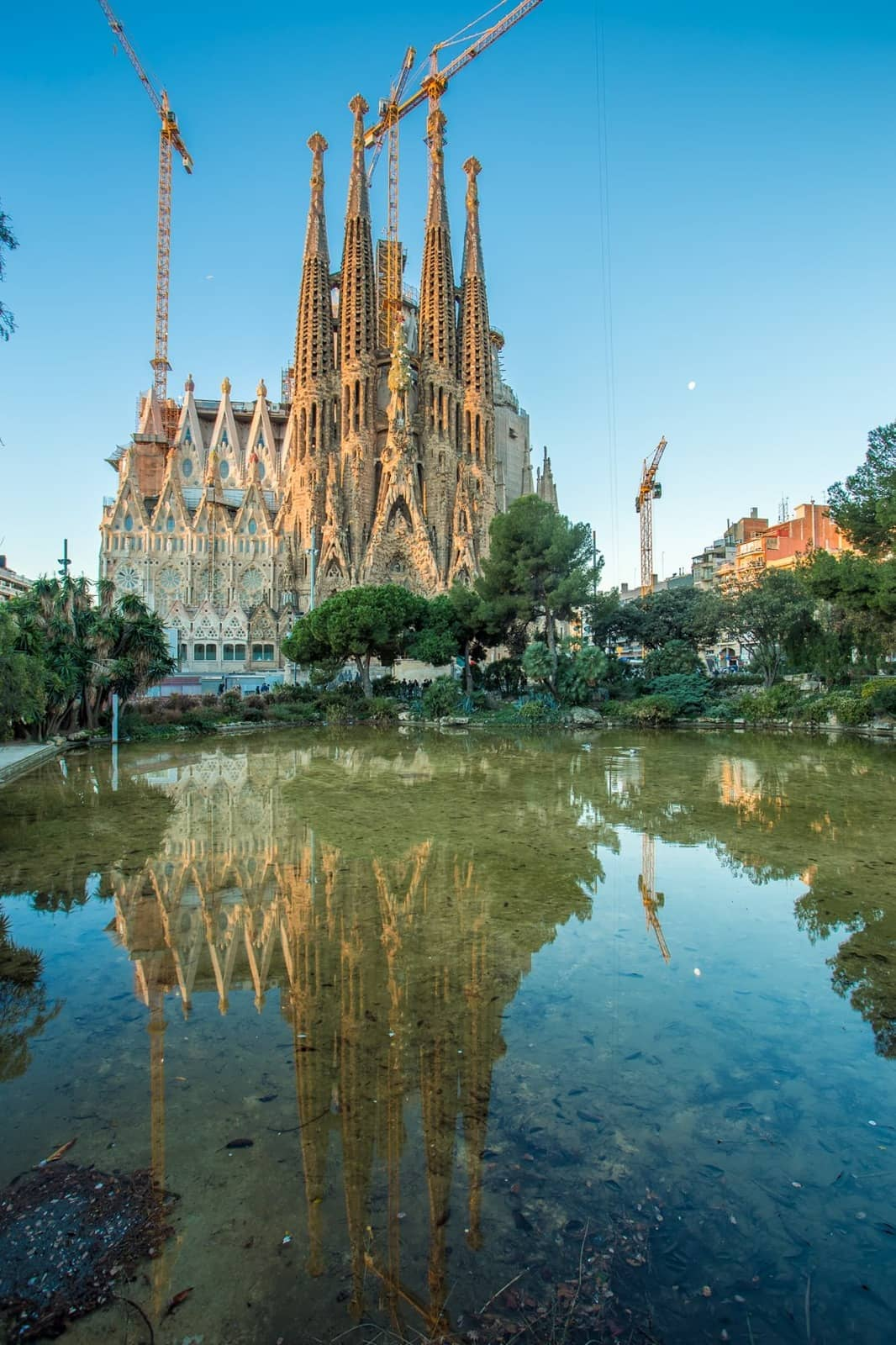 The Best Photography Spots in Barcelona - Finding the Universe