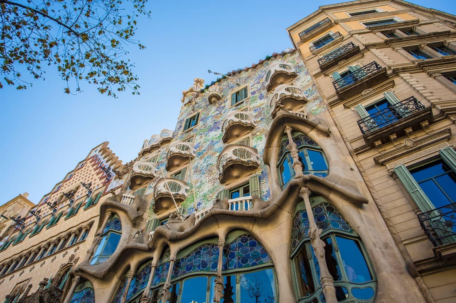 Casa Batlló Front Barcelona