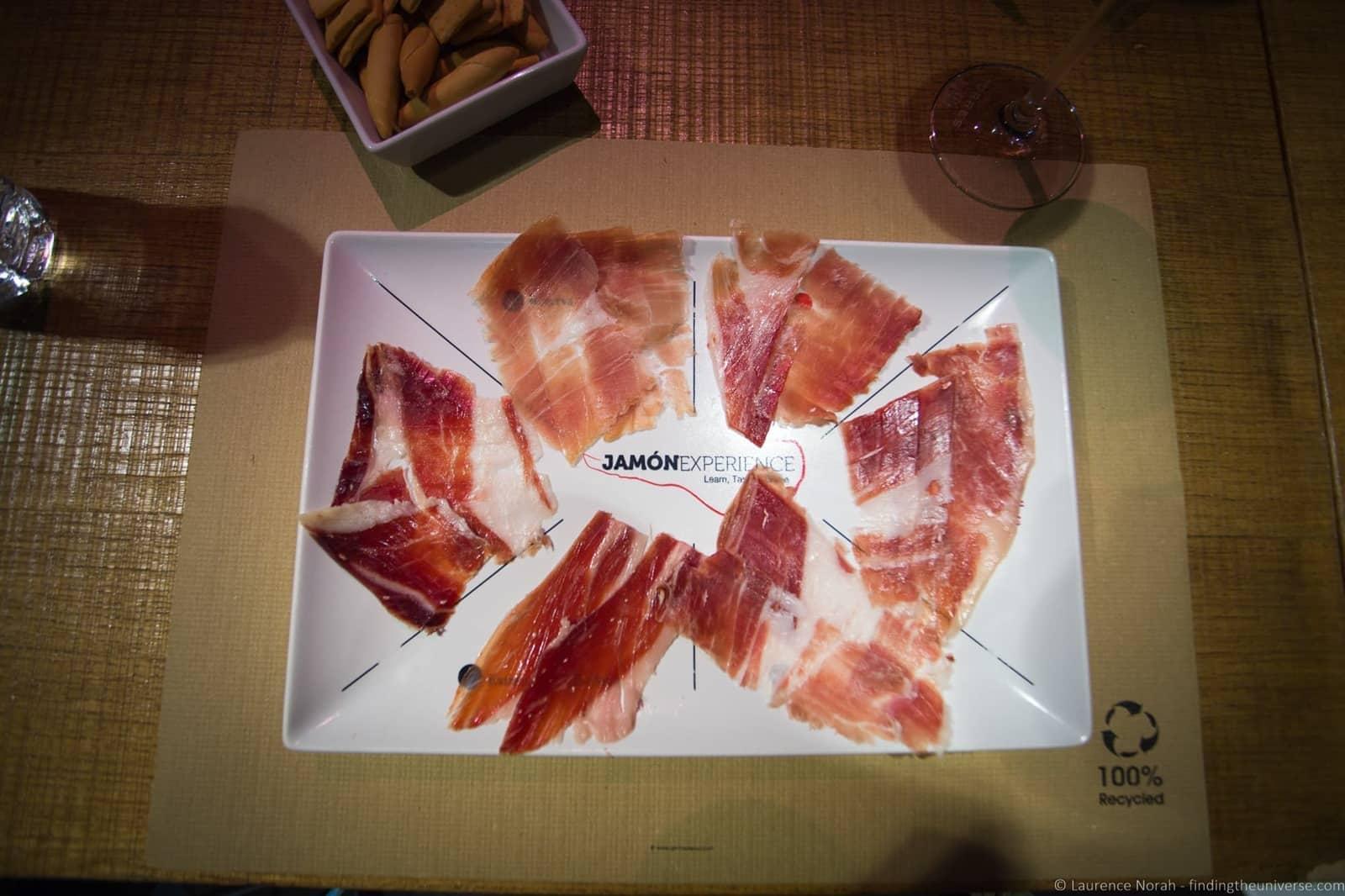 Jamon Experience Barcelona