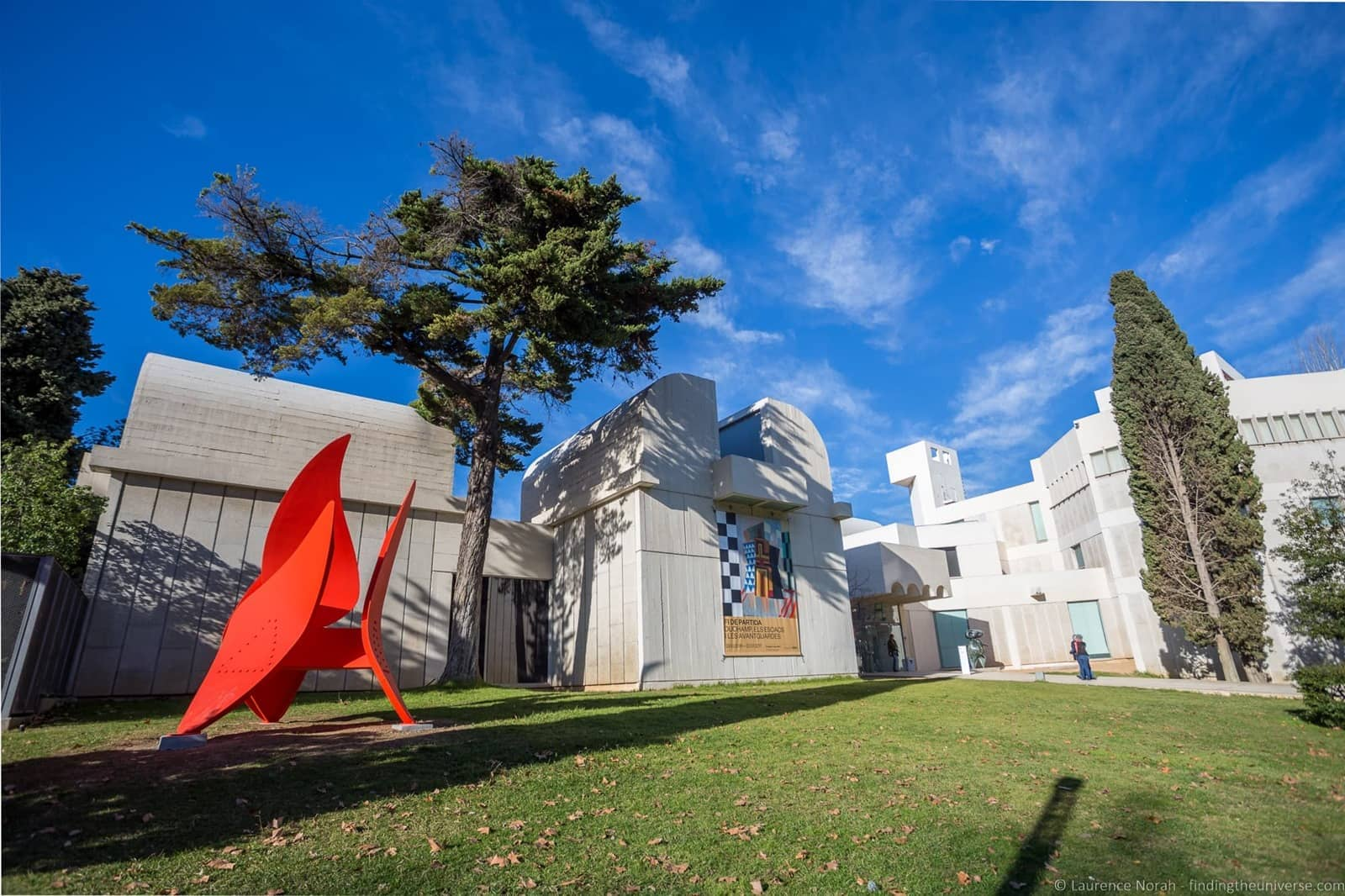 Joan Miro Foundation Barcelona