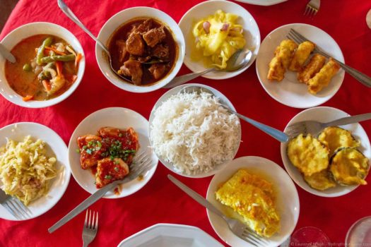 Traditional Seychelles Food