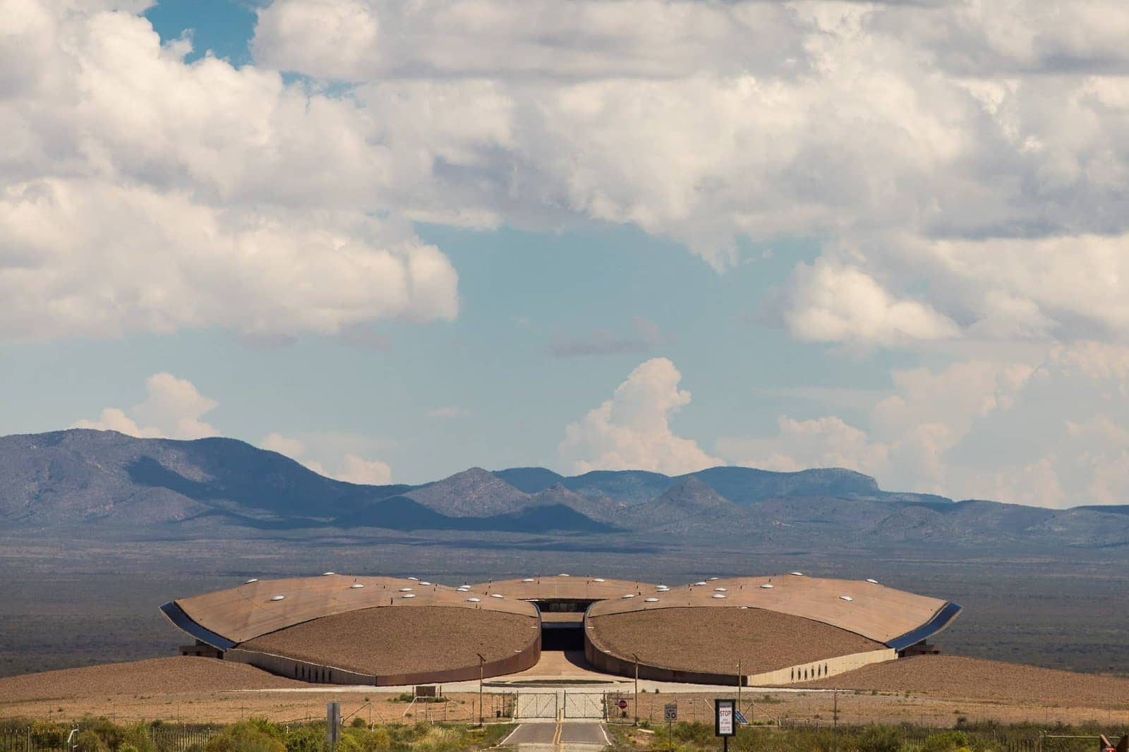 Spaceport America%252C New Mexico by Laurence Norah
