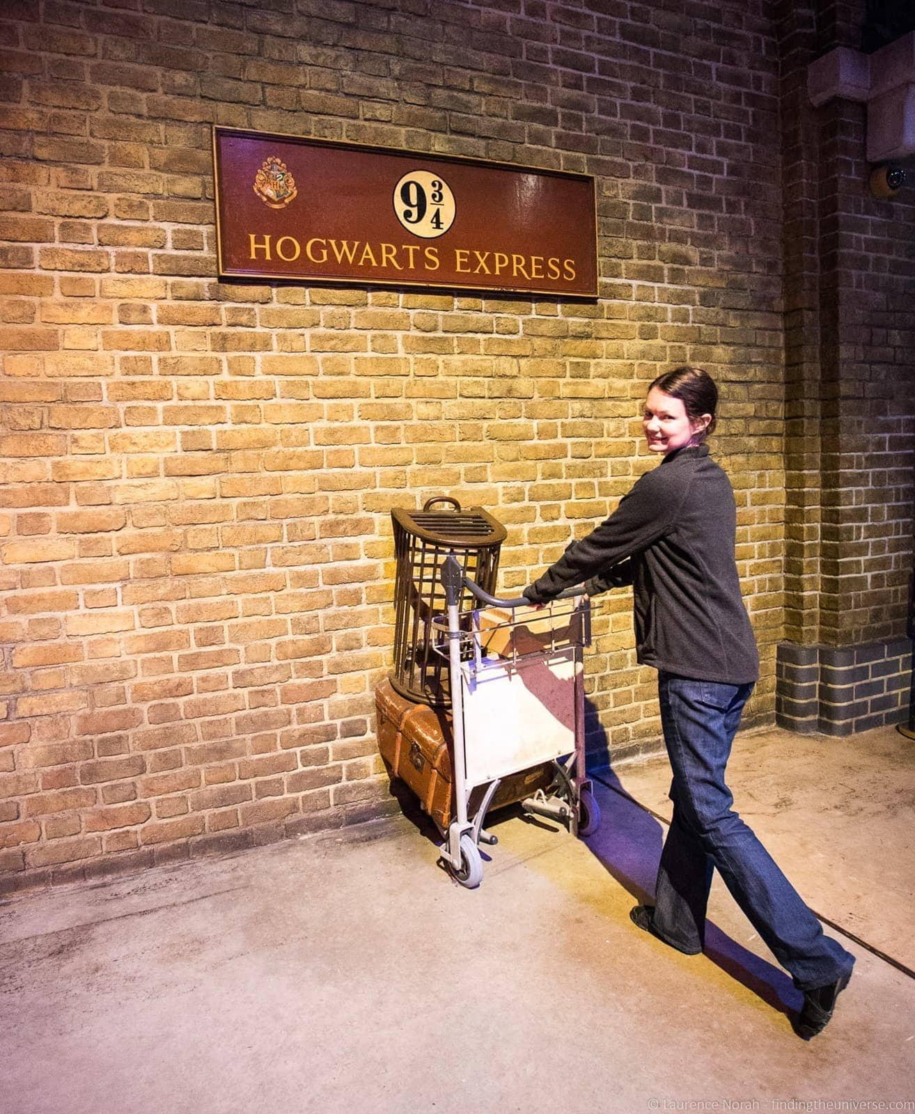Harry Potter in London - Warner Bros Studio Tour