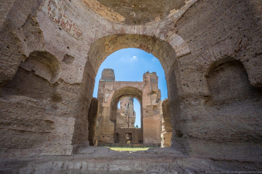 Baths of Caracalla Rome