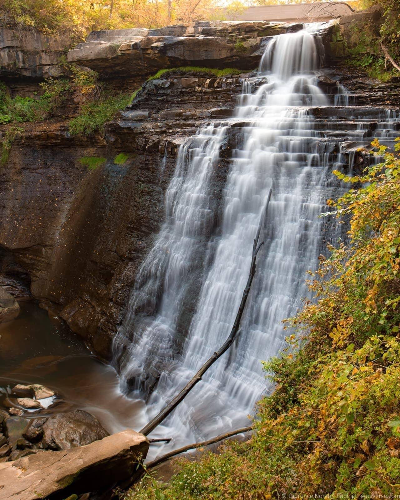 Brandywine Falls Ohio