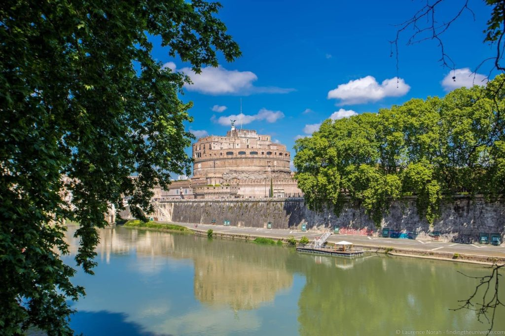 3 Days in Rome - Castel Sant'Angelo Rome