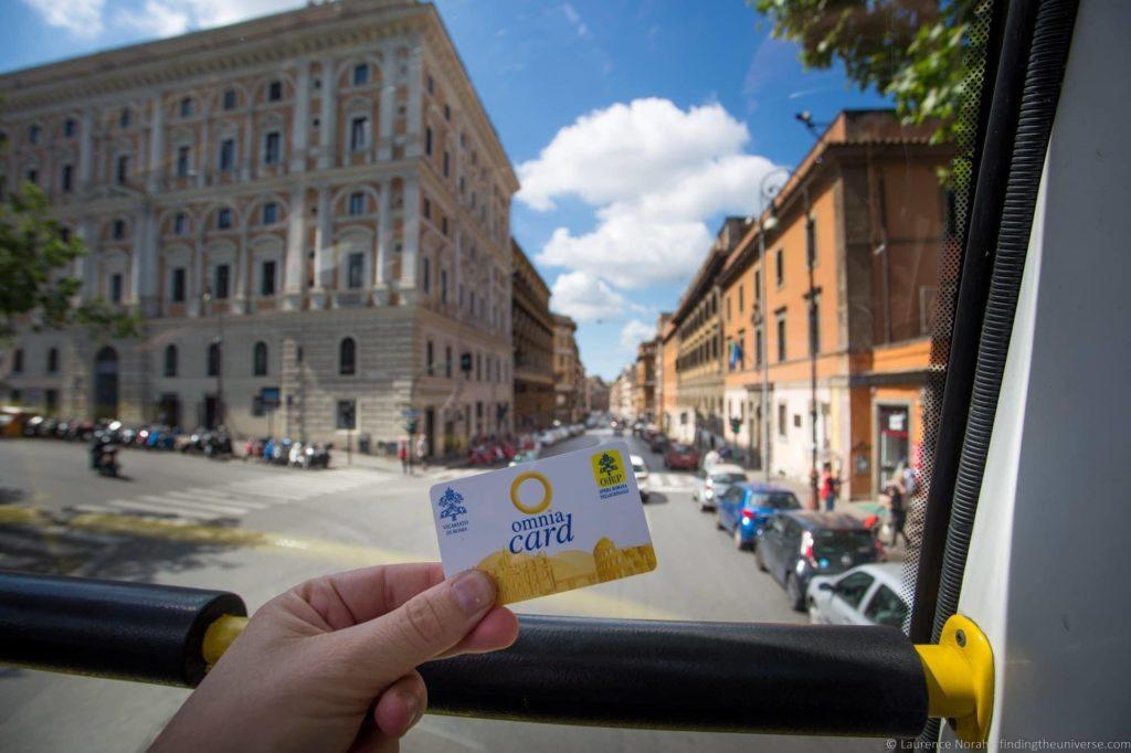 Omnia Card Rome