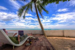 How To Get Online When Traveling